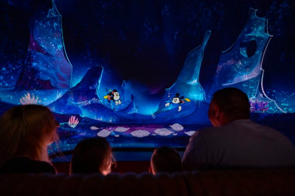 Fun Facts about Mickey & Minnie's Runaway Railway in Hollywood Studios 1