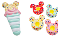 New Disney Pool Floats Are A Sweet Treat For Spring