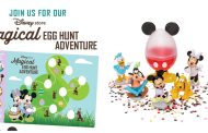 The Magical Egg Hunt Adventure Returns To Disney Stores This Month