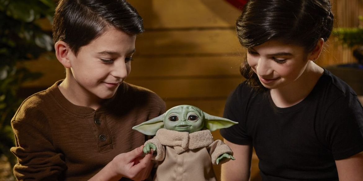 "Coronavirus May Delay Production of ""Baby Yoda"" Merchandise and Toys"