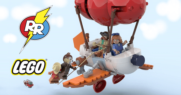 LEGO Rescue Rangers Project Is The Set We Need To Save The Day