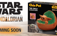 Exciting Baby Yoda Chia Pets Are Coming Soon From A Galaxy Far, Far Away