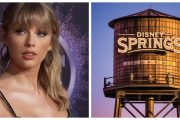 Disney Springs Cast Members gets a little help from Taylor Swift