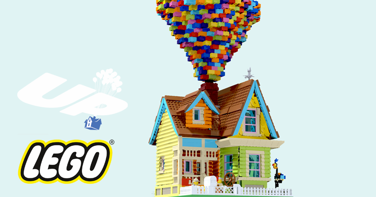 LEGO Ideas UP House Is An Adventurous Set We Want To See