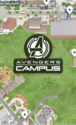 New Disneyland App Update Shows Avengers Campus and More! 2