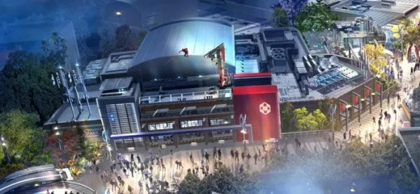 Marvel's Avengers Campus opening this July in Disney California Adventure 1