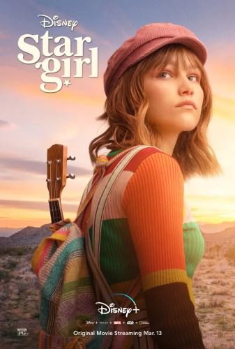 "New Original Movie ""Stargirl"" Now Streaming on Disney+ 7"