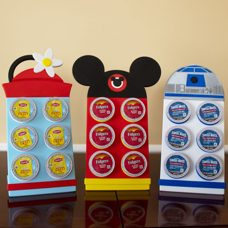 Disney K-Cup Holders Are The Cutest Way To Start Your Morning