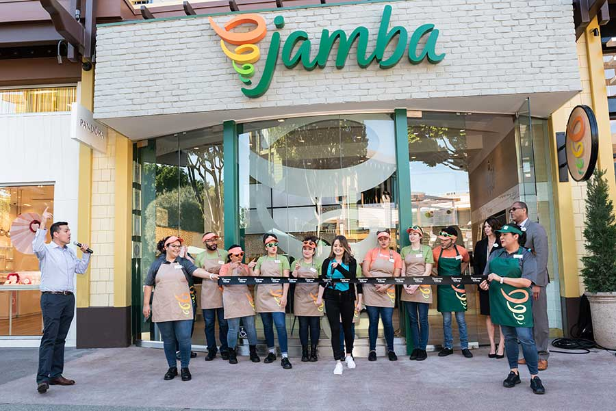 Jamba in Downtown Disney Re-Opens