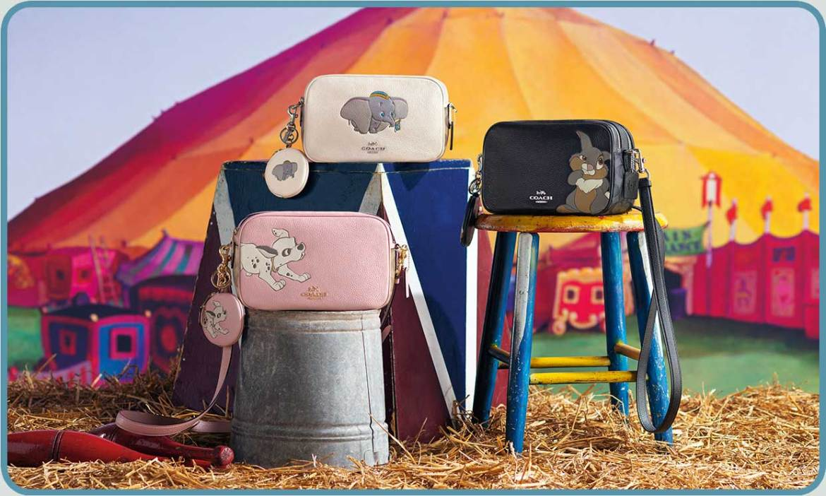 Disney x Coach Animal Friends Now At Coach Outlets And Online