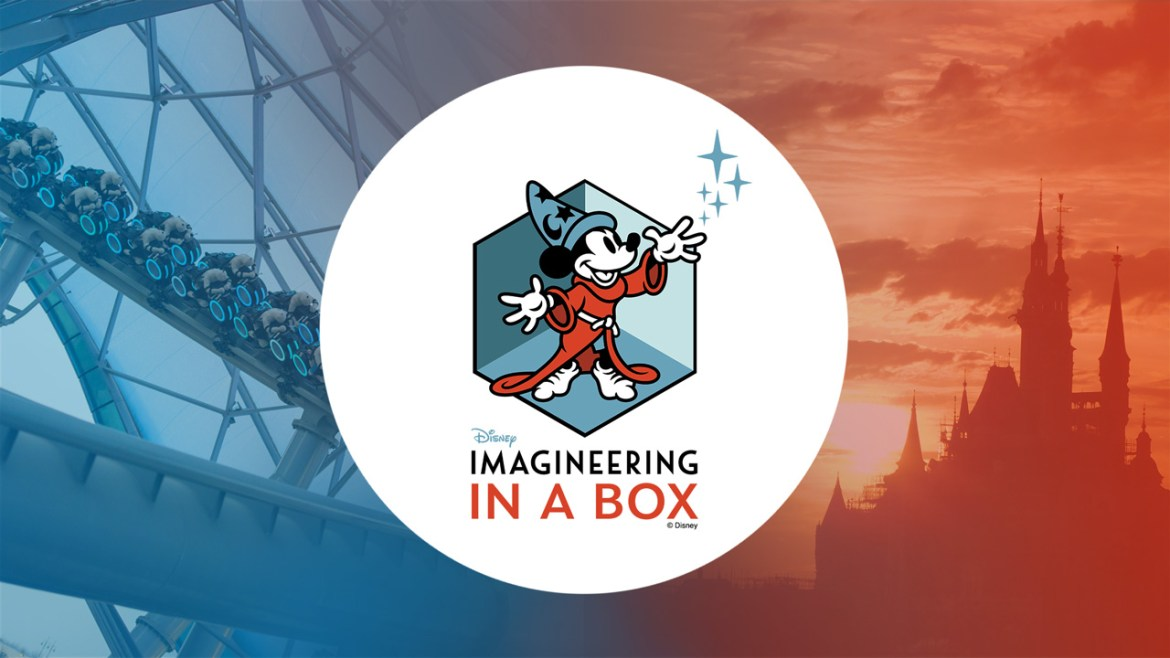 Disney Imagineering Partners With Khan Academy To Bring You 'Imagineering in a Box'