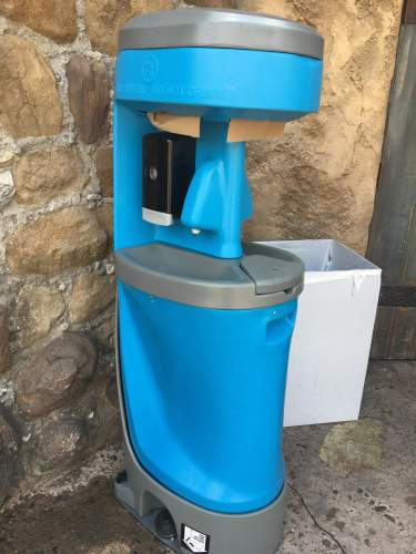 Hand Washing Stations are Popping Up all Over Walt Disney World Resort 2