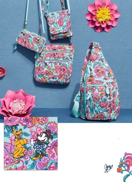 Floral Disney Vera Bradley Collections