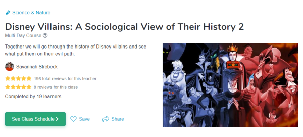 Learn The History Of Disney Villains! 2