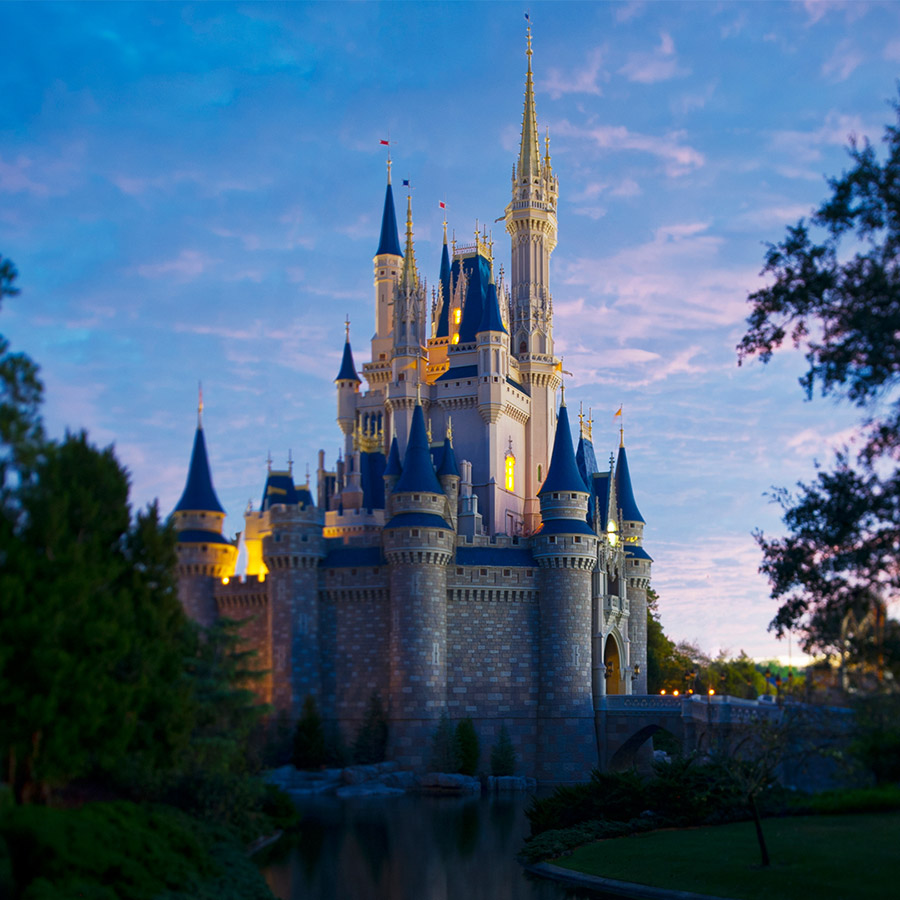 Magical Disney Sunrises from around the globe
