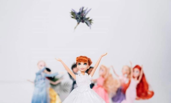 Disney Wedding Photos: Anna and Kristoff's Royal Wedding 10