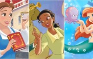 Read Along With These Adorable Stories Featuring The Disney Princesses!