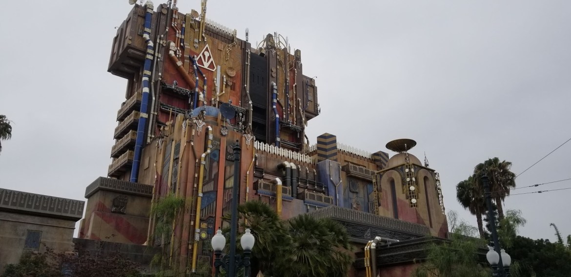 Man arrested for breaking into Disney's California Adventure during temporary closure