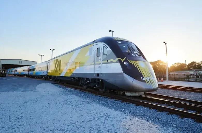 Work continues on the Virgin Train despite Coronavirus pandemic
