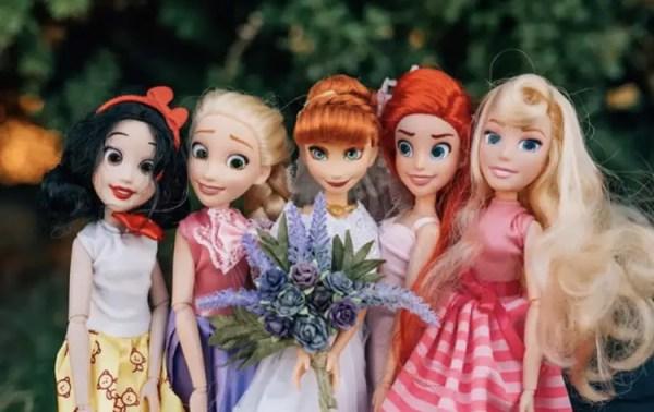 Disney Wedding Photos: Anna and Kristoff's Royal Wedding 8