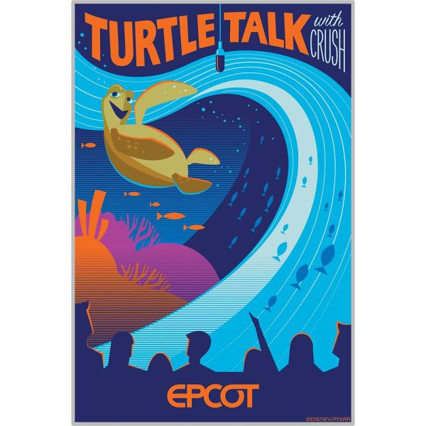 New Epcot Transformation Posters Available On shopDisney 4