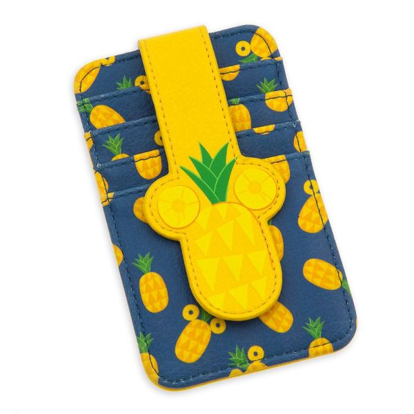 Pineapple Mickey Loungefly Collection Is Tropical Treat 3