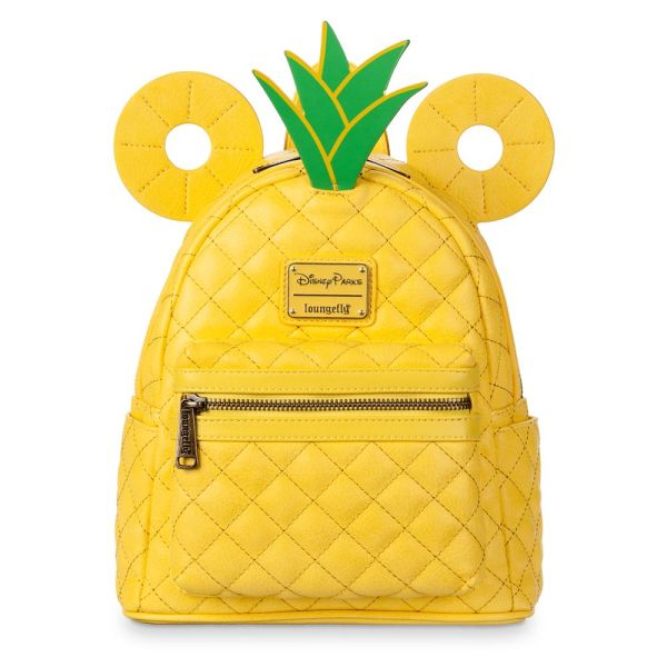 Pineapple Mickey Loungefly Collection