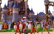 Welcome to Spring with your favorite Disney Characters at Disneyland Paris