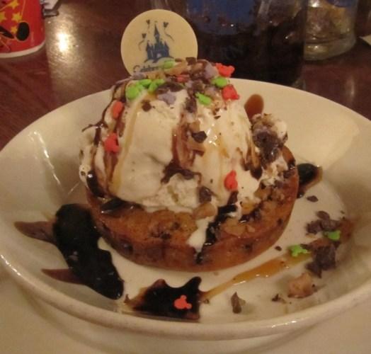Liberty Tree Tavern Ooey gooey toffee cake
