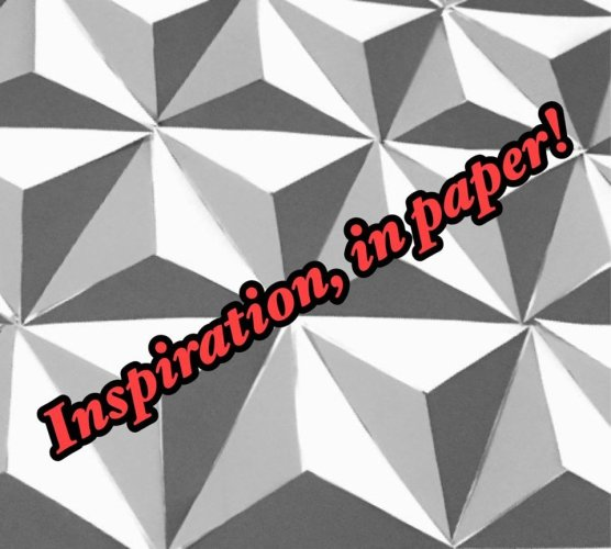Make this Epcot Spaceship Earth Wall for your home 13