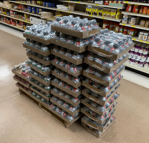 Star Wars Galaxy's Edge Coca-Cola Bottles Make an Appearance in an Unlikely Store 1