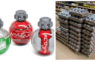Star Wars Galaxy's Edge Coca-Cola Bottles Make an Appearance in an Unlikely Store