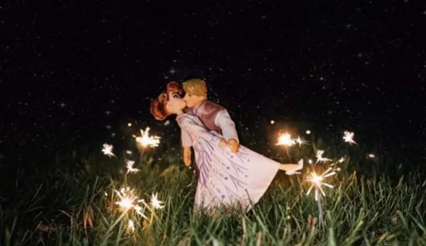 Disney Wedding Photos: Anna and Kristoff's Royal Wedding 13
