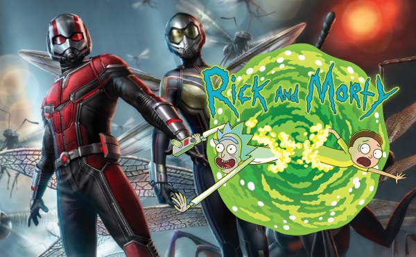 Marvel Studios 'Ant-Man 3' Lands Writer From 'Rick and Morty' 1