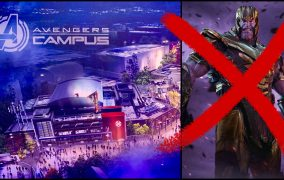 Avengers Campus Will Take Place in a World Where Thanos' Snap Never Happened