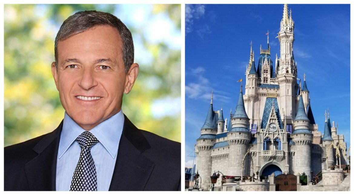 Bob Iger added to California's Coronavirus Business Recovery Task Force