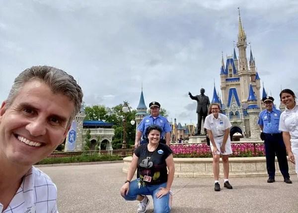 Walt Disney World President