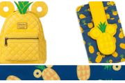 Pineapple Mickey Loungefly Collection Is Tropical Treat