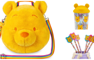 Winnie The Pooh Plush Purse And More From Oh My Disney!