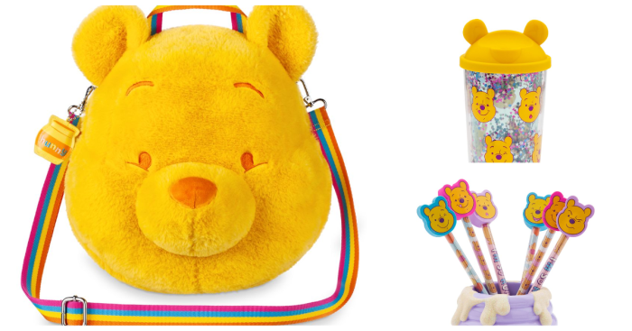 Winnie The Pooh Plush Purse And More From Oh My Disney! 1