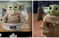Baby Yoda Plush Now Showing Up At Target Stores