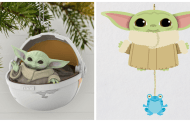 Hallmark Baby Yoda Ornaments Are The Epic Bounty We Want This Christmas