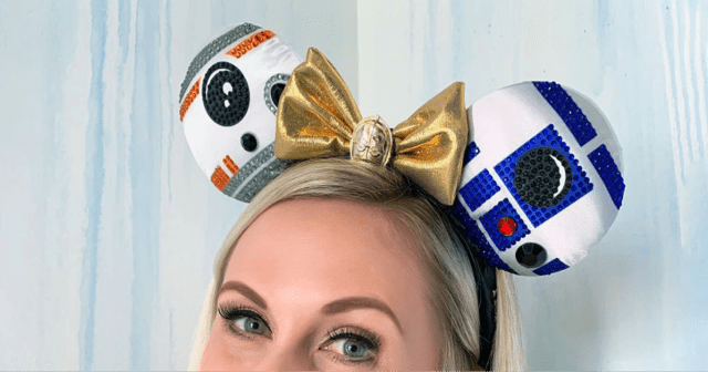 Her Universe Star Wars Designer Ears Are The Ears You're Looking For 1