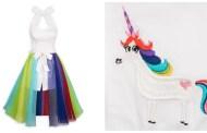 Marvelous Rainbow Unicorn Romper From The Disney Dress Shop