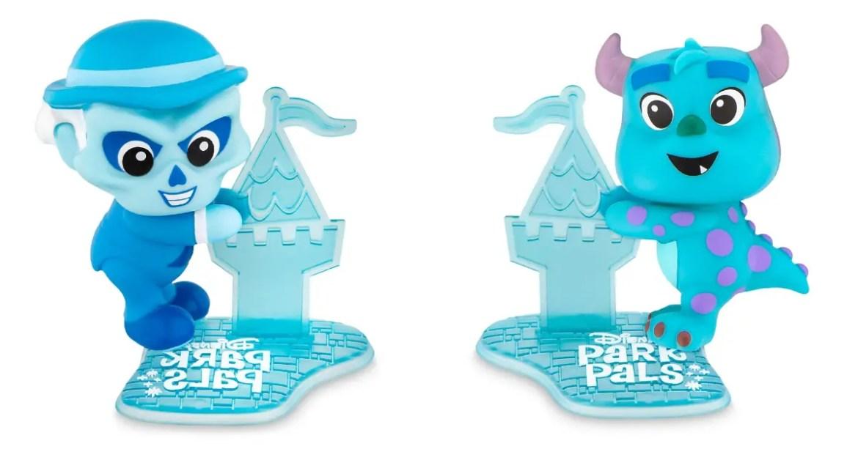 Fun New Disney Park Pals Clip On Figures Now Online!