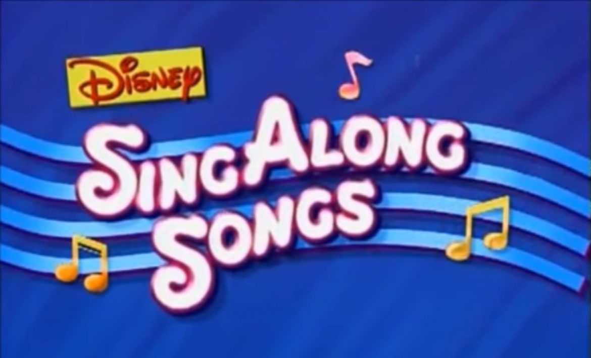 Enjoy These Classic Tunes from 'Disney's Sing-Along Songs'