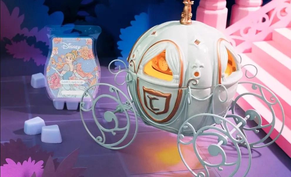 Cinderella Scentsy Collection Has Us Singing Bibbidi Bobbidi Boo