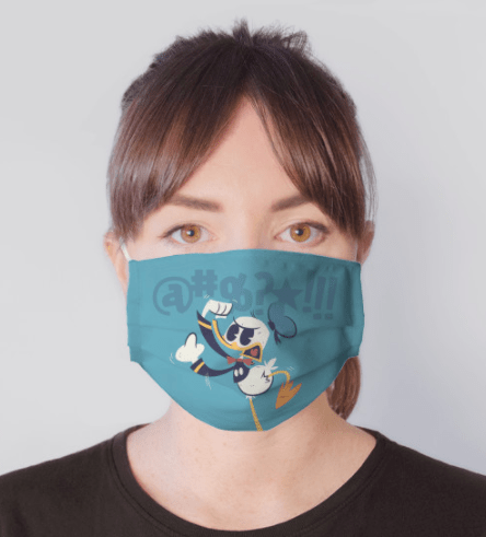 Choose Your Own Disney Mask From The TeePublic Store 4