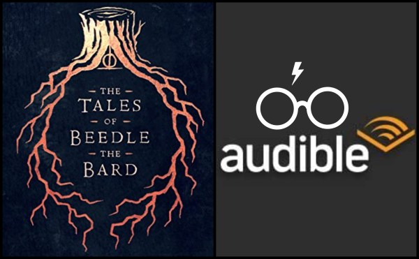 """'Harry Potter' Cast Records Audiobooks of """"The Tales of Beedle the Bard"""" for Audible 2"""