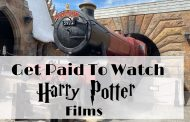 Get Paid To Watch Harry Potter And Fantastic Beasts Films